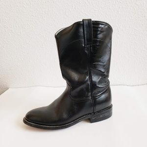 Cowland mens boys western boots